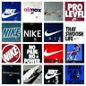 NIKE Men's Tee Icon Futura Logo T Shirt Graphic Swoosh Just Do It  Athletic Fit