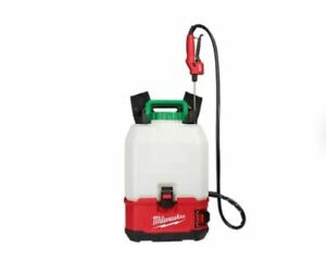 MILWAUKEE 2820-20PS M18™ SWITCH TANK™ 4-Gallon Backpack Sprayer (Tool Only)