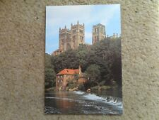J.ARTHUR DIXON.POSTCARD.OF DURHAM CATHEDRAL. NOT POSTED.