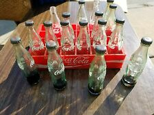 Mini coke bottle set