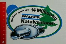 Aufkleber/Sticker: Walker Katalysatoren (23041632)