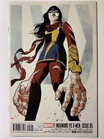 Inhumans vs X-Men IVX 5 Marvel Comics 2017 Michael Cho Variant Kamala Khan
