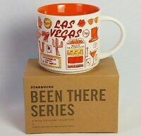 Starbucks LAS VEGAS 14 oz Mug BEEN THERE Ltd Across the Globe Ceramic Coffee Cup