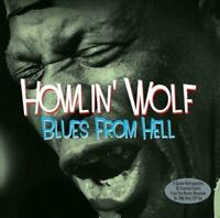 HOWLIN' WOLF - BLUES FROM HELL NEW CD