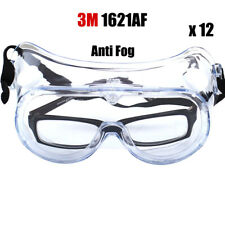 3M 1621 Protective Clear Lens Goggles