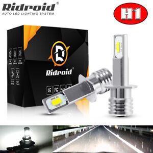 H1 Auto Car LED Fog Light Bulbs DRL Driving Lamp 110W 8000LM Xenon White Hi/Lo