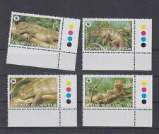 Mint Never Hinged/MNH Solomon Islander Postal Stamps