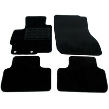 Velours schwarz Fußmatten passend für MITSUBISHI ASX ab´2010