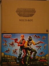 MASTERS OF THE UNIVERSE CLASSICS MULTI-BOT Figure MATTEL