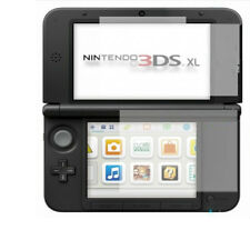 Top+Bottom Clear LCD Screen Protector Guard Cover Film For Nintendo 3DS N3DS Set