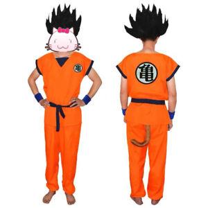 Dragon Ball Z Goku Son Gokou Turtle senRu Cosplay Costume Halloween Party