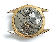 Movimiento reloj UNITAS (UT) 6310 cuerda original para piezas recambio Funciona