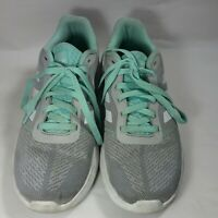 Adidas Cloudfoam Ultimate Running Shoes Women BC0030 Athletic Shoes Gray-Sz 8.5