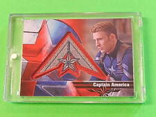2014 CAPTAIN AMERICA THE WINTER SOLDIER BADGE PATCH CARD #B-1