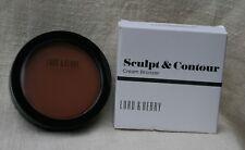 Lord & Berry Sculpt & Contour Cream Bronzer 6ml 8933 Amber Medium BNIB