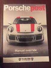 Porsche Post No. 346 April 2016 Porsche Club GB Magazine