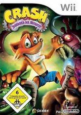 Nintendo Wii * Wii U WiiU Spiel * Crash Bandicoot 7 Herrscher der Mutanten **NEU