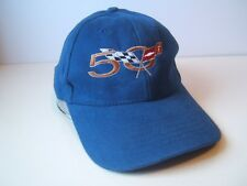 Chevrolet Racing Purifoy 50 Hat Blue Strapback Baseball Cap