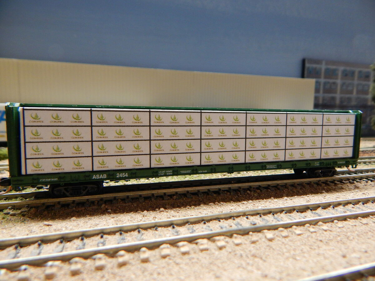 Pea Paw's Model Trains