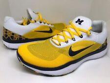 fa6a564f7d7ee NIKE MICHIGAN WOLVERINES FREE TRAINER V7 WEEK ZERO SHOES MENS SZ 15 AA0881  700