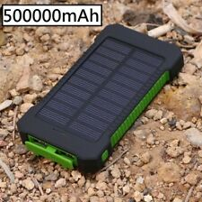 POWERNEWS 500000mAh USB Portable Solar Battery Charger Solar Power Bank Phone KG