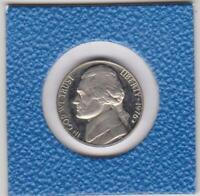 5 cents USA 1976 S San Francisco Thomas Jefferson prima Erhaltung