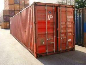 40`DV Container Lagercontainer Seecontainer Überseecontainer Reifencontainer