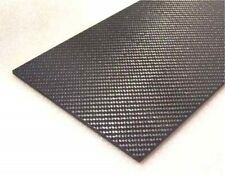 "Lastra in Fibra di carbonio da 350x150mm Fiber Carbon ""MADE IN GERMANY"" sp.3mm"