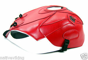 BMW S1000RR 2015 BAGSTER Tank Protector Cover RED WHITE Bagster Tank bag 1662F