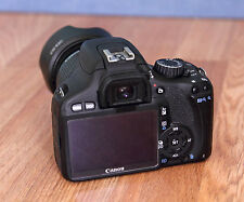 MINT Canon EOS Rebel T2i / 550D 18.0 MP DSLR With 18-55mm IS II (3 LENSES)