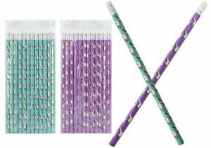 12 x Einhorn Bleistifte Bleistift Giveaway Geburtstag Tombola Geschenk
