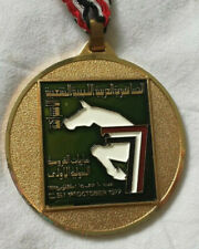New listing Horse Ride Race Equestrian competition show jumping Medal Arabic Arab Equestre