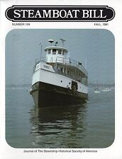 #159 Steamboat Bill- INDEPENDENCE in Hawaii, 1980s Ships - SSHSA sHiPs WORLDWIDE