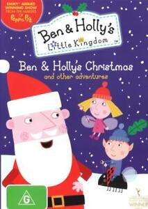 BEN & HOLLY'S LITTLE KINGDOM: BEN & HOLLY'S CHRISTMAS AND OTHER [NEW DVD]