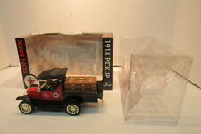 Gearbox Texaco 1918 Ford Runabout Pickup Truck Petroleum Products Die Cast Bank