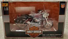 Maisto Series 8 Harley-Davidson 2000 FLHRC Road King Classic Model