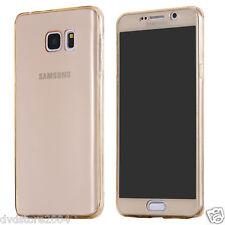 Custodia Cover 360° Full Body ORO Clear TPU per Samsung Galaxy J7 J700F