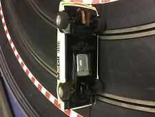 SCALEXTRIC ford escort XR3I for spares repairsor racing, new rear tyres lights