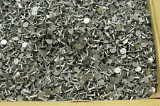 felt clout nails 13mm  Pack of 200 for Shed Roof, Repair Galvanized finish
