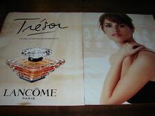 PENELOPE CRUZ - GRANDE PUBLICITE TRESOR !!!!!!!!!!!!!!!