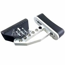 AirsoftShop LightWeight Adjustable Stock Buttstock M-Series Black/Silver