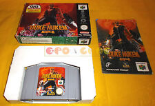 DUKE NUKEM 64 Nintendo 64 N64 PAL Versione Italiana ○○○○○ COMPLETO
