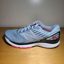 New Balance 860 v9 Running Shoes Women's Size 10.5 X-Wide (2E) Blue/Pink W860BP9