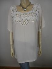 PIPER Pure Silk Top sz 18 - BUY Any 5 Items = Free Post