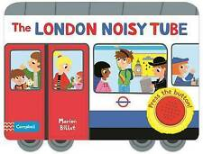 The London Noisy Tube by Marion Billet (Board book, 2017)