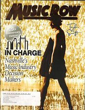 TAYLOR SWIFT Music Row Magazine 4/08 IN CHARGE PC