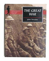 WWI - J. Terraine - The Great War - ed. 1999 Wordsworth Military Library