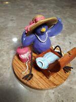 Russ Tweet Along With Me Resin Figurine #13055 Make Believe Moments Purple Bird