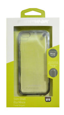 New OEM PureGear Slim Shell Clear/Black Case For iPhone 5/5s/SE