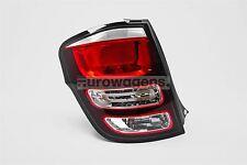 CITROEN C3 13-16 Lampada Posteriore Fanale Posteriore Lato Passeggero Sinistro Vicino N/S OEM VALEO